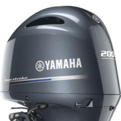 YAMAHA FOUR STROKE 200HP OUTBOARD ENGINE