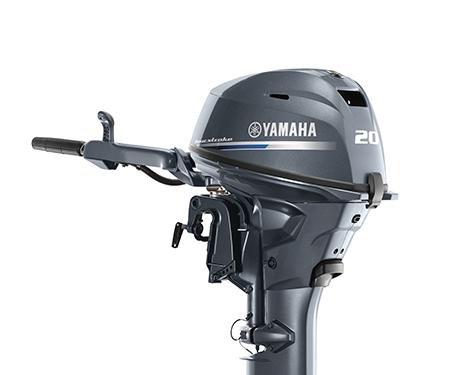 Yamaha F20 Half