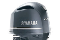 YAMAHA FOUR STROKE 225HP OUTBOARD ENGINE