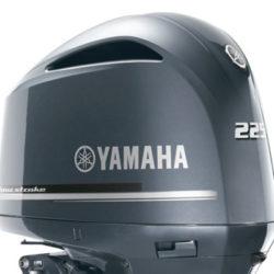YAMAHA FOUR STROKE 225HP OUTBOARD ENGINE