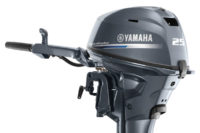 YAMAHA FOUR STROKE 20HP OUTBOARD ENGINE