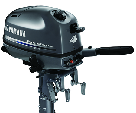 Yamaha F4 Outboard Motor