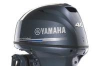 YAMAHA FOUR STROKE 40HP OUTBOARD ENGINE