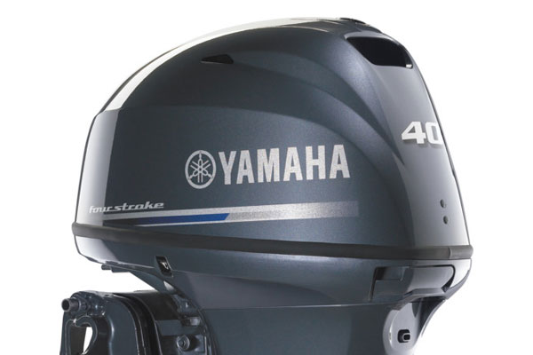 YAMAHA FOUR STROKE 40HP OUTBOARD ENGINE