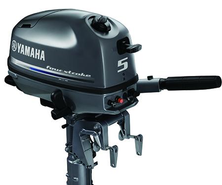 Yamaha F5 Outboard Motor