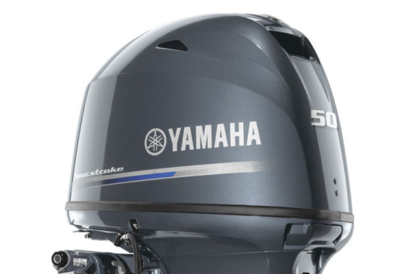 YAMAHA FOUR STROKE 50HP OUTBOARD ENGINE
