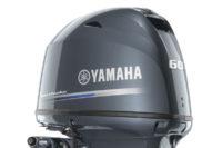 YAMAHA FOUR STROKE 60HP OUTBOARD ENGINE