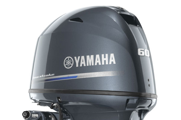 YAMAHA FOUR STROKE 60HP OUTBOARD ENGINE