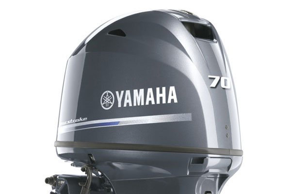YAMAHA FOUR STROKE 70HP OUTBOARD ENGINE