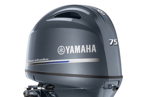 YAMAHA FOUR STROKE 75HP OUTBOARD ENGINE