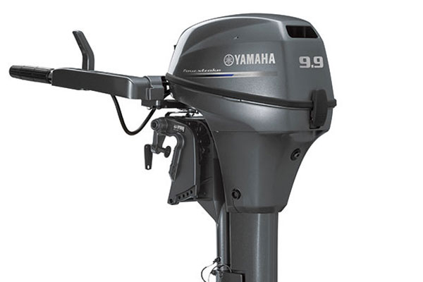 YAMAHA FOUR STROKE 9.9HP OUTBOARD ENGINE