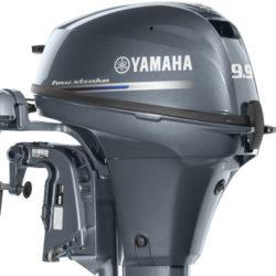 Yamaha F9.9 Half
