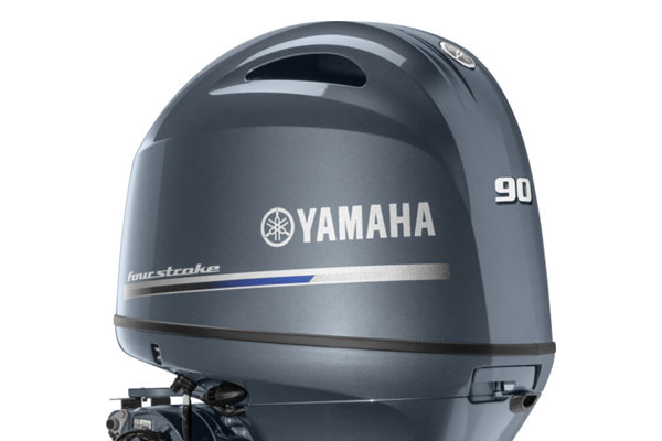 YAMAHA FOUR STROKE 90HP OUTBOARD ENGINE