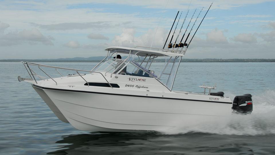 Kevalcat 2400 Series 1