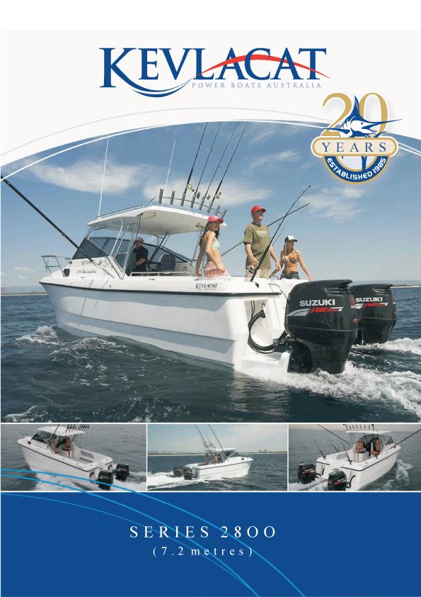 Kevlacat 2800 Series Brochure
