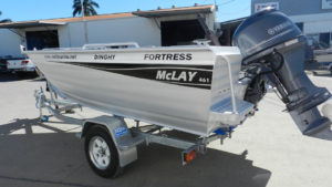 McLay 461 Fortress Dinghy