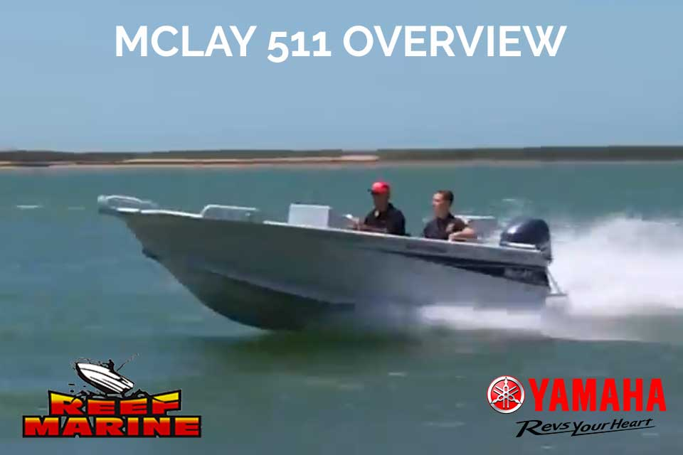 McLay 511 Fortress Side Console Video