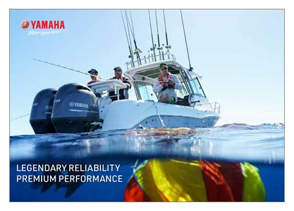 Yamaha Outboard Motor Brochure