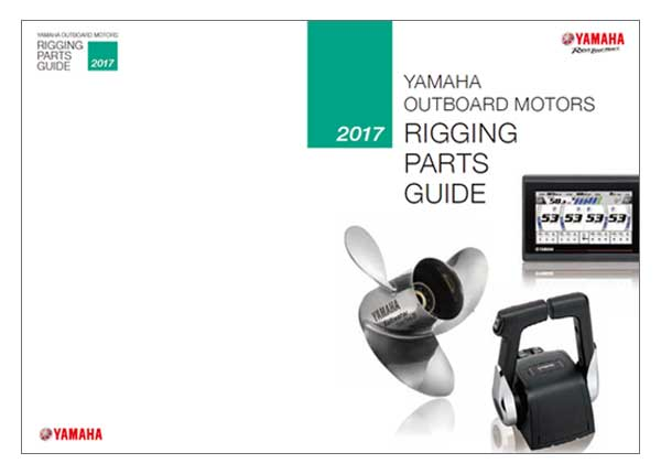 Yamaha Rigging Parts Guide