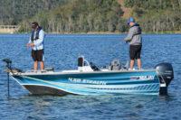 Sea Jay Stealth Boat