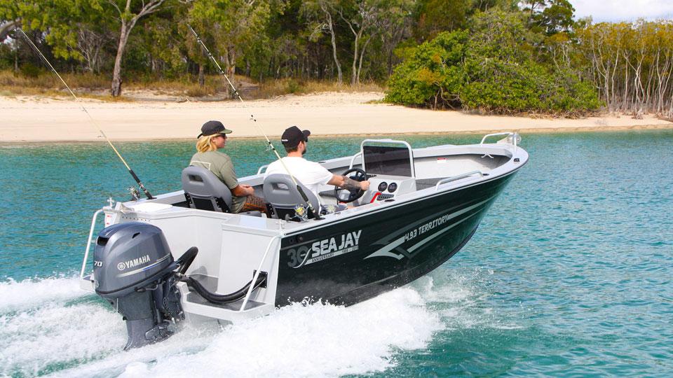 Sea Jay Territory Image 2