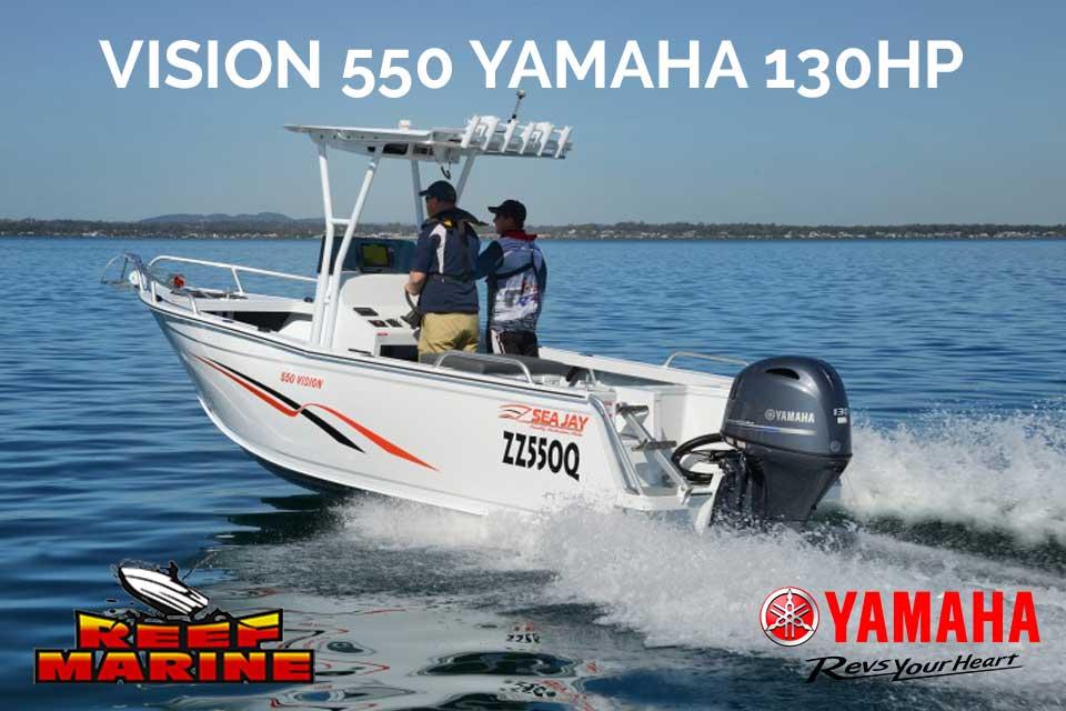 Sea Vision 550 Video
