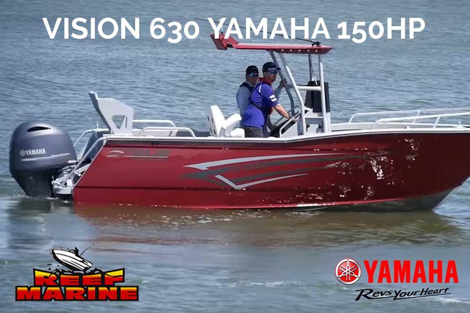 Sea Jay Vision 630 Video