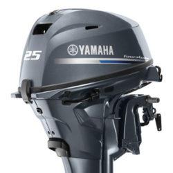 YAMAHA FOUR STROKE HIGH THRUST 25HP OUTBOARD ENGINE