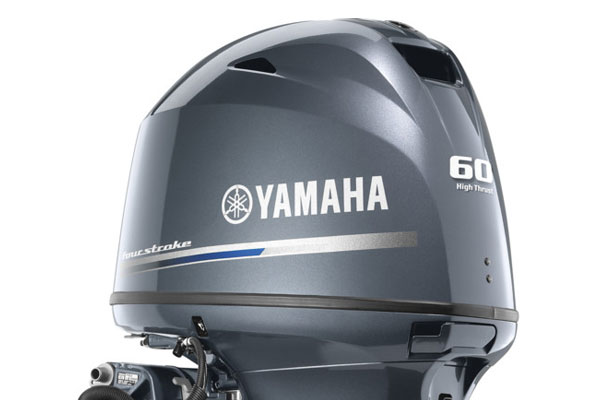 YAMAHA FOUR STROKE HIGH THRUST 60HP OUTBOARD ENGINE
