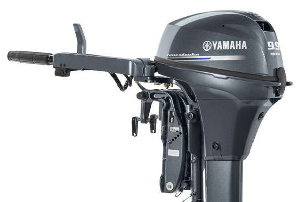 YAMAHA FOUR STROKE HIGH THRUST 9.9HP OUTBOARD ENGINE
