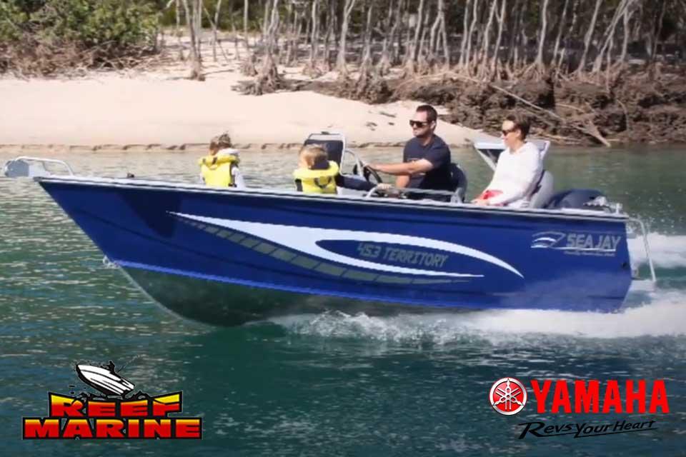 Sea Jay 453 Territory
