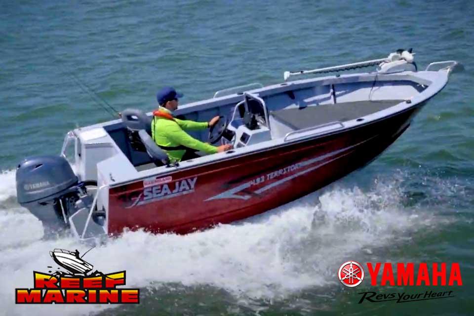 Sea Jay 483 Territory