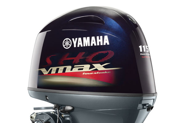 YAMAHA VMAX FOUR STROKE 115HP OUTBOARD ENGINE