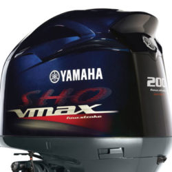 YAMAHA VMAX FOUR STROKE 200HP OUTBOARD ENGINE