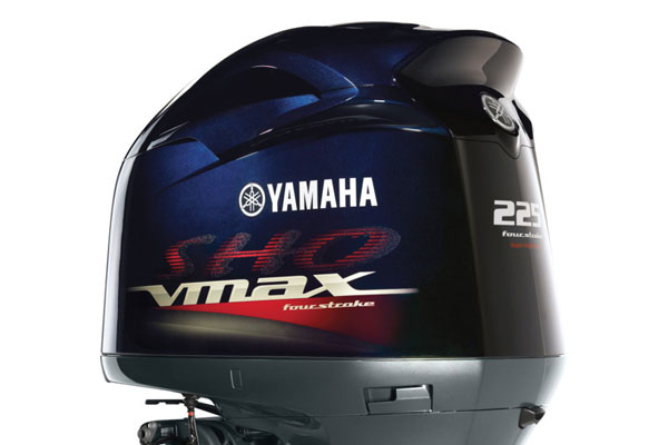 YAMAHA VMAX FOUR STROKE 225HP OUTBOARD ENGINE