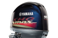 YAMAHA VMAX FOUR STROKE 90HP OUTBOARD ENGINE