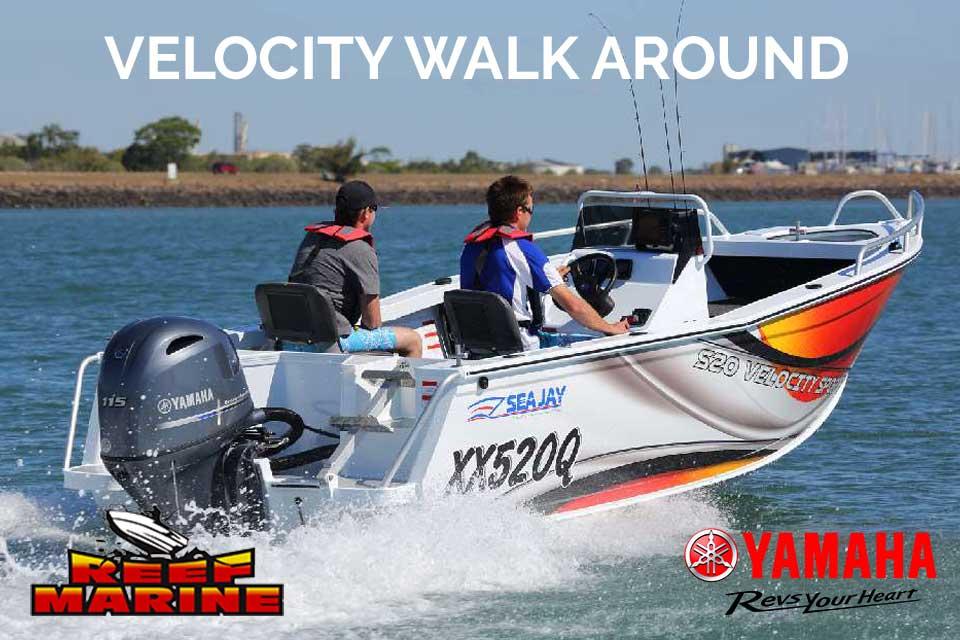 Sea Jay Velocity Sports Video