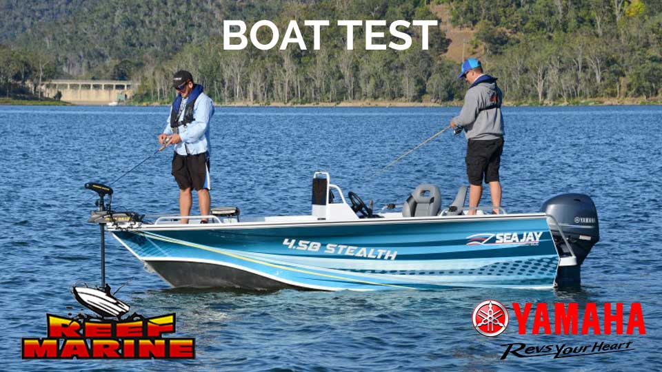 Sea Jay Stealth 458 Boat Test