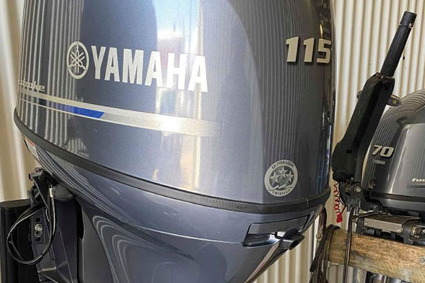 Yamaha F115 Pre-owned