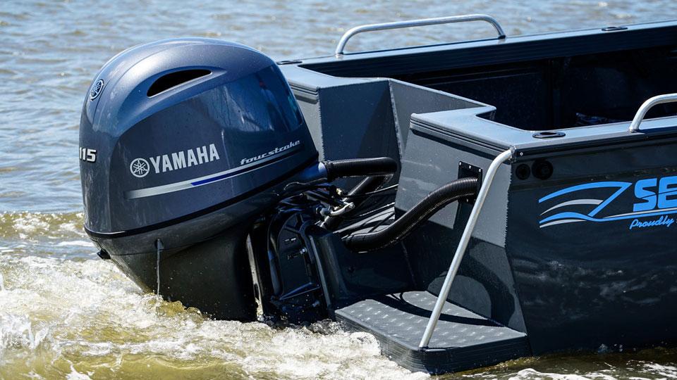 Yamaha F115 Image 3