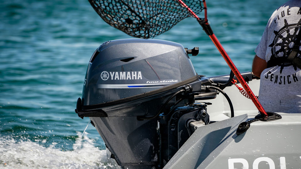 Yamaha F15 Image 2