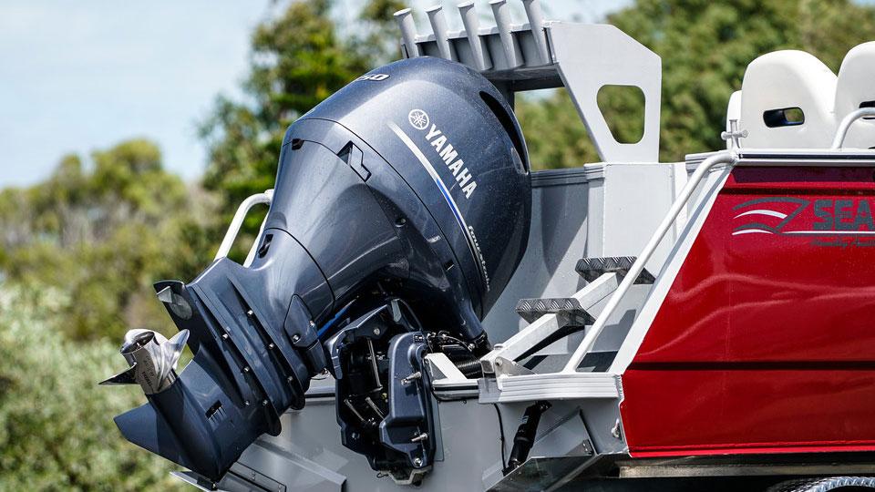 Yamaha F150 Image 4