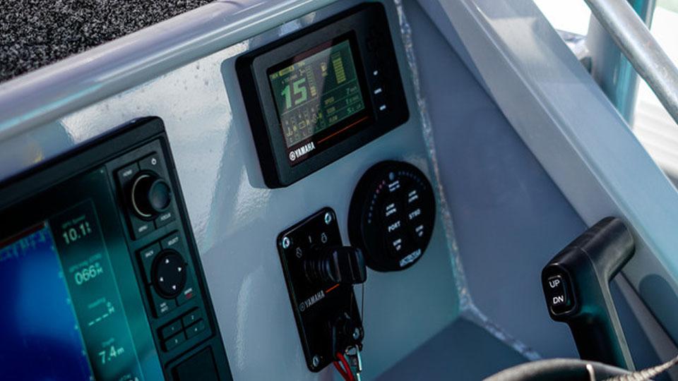 Yamaha F150 Image 5