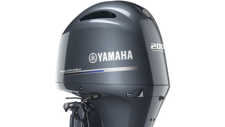 Yamaha F200 Half