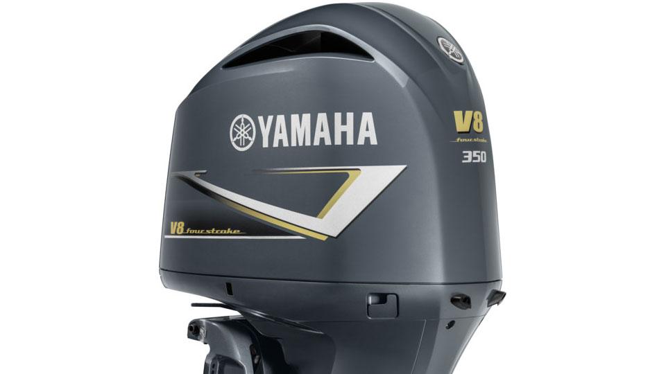 Yamaha F350 Half