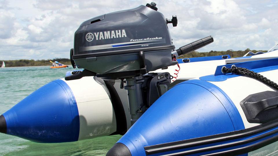 Yamaha F4-F5-F6 Image 5