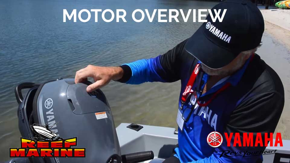 Yamaha F6 Motor Overview Video