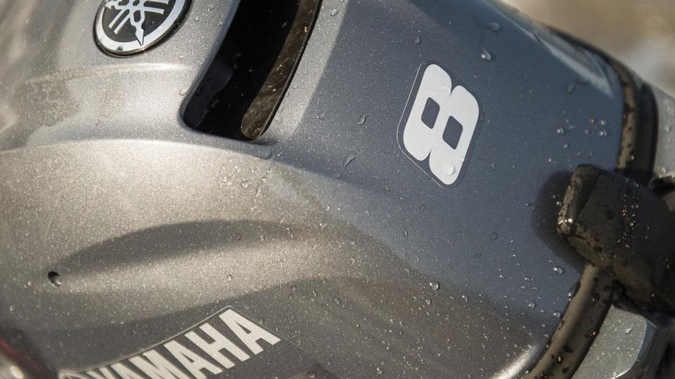 Yamaha F8 Image 9