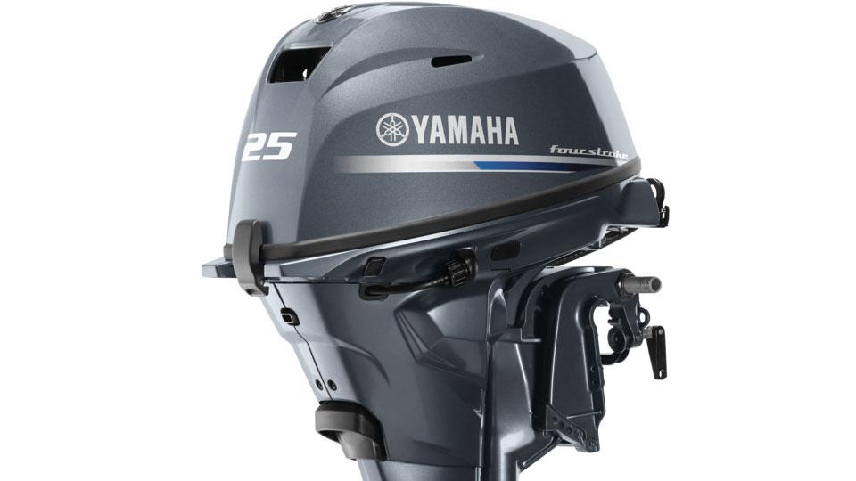 Yamaha T25 Half