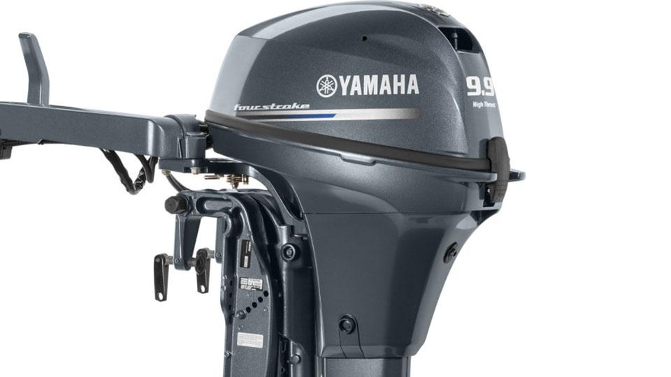 Yamaha T9.9 Half